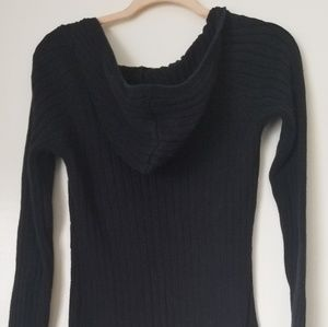 Arizona Jean Company Sweaters - Black hooded sweater